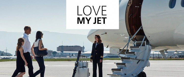 Love my Jet LovemyJet - Magazine Teaser