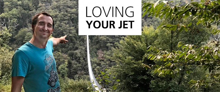 Loving your Jet - Flavien Gautier