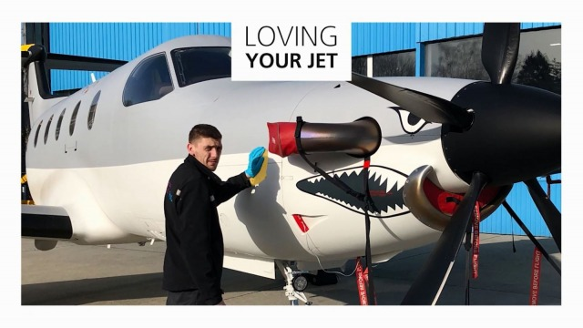 Loving your Jet - Christophe Duport