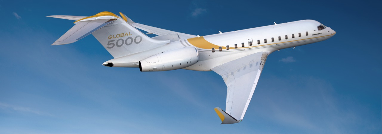 Bombardier Global 5000