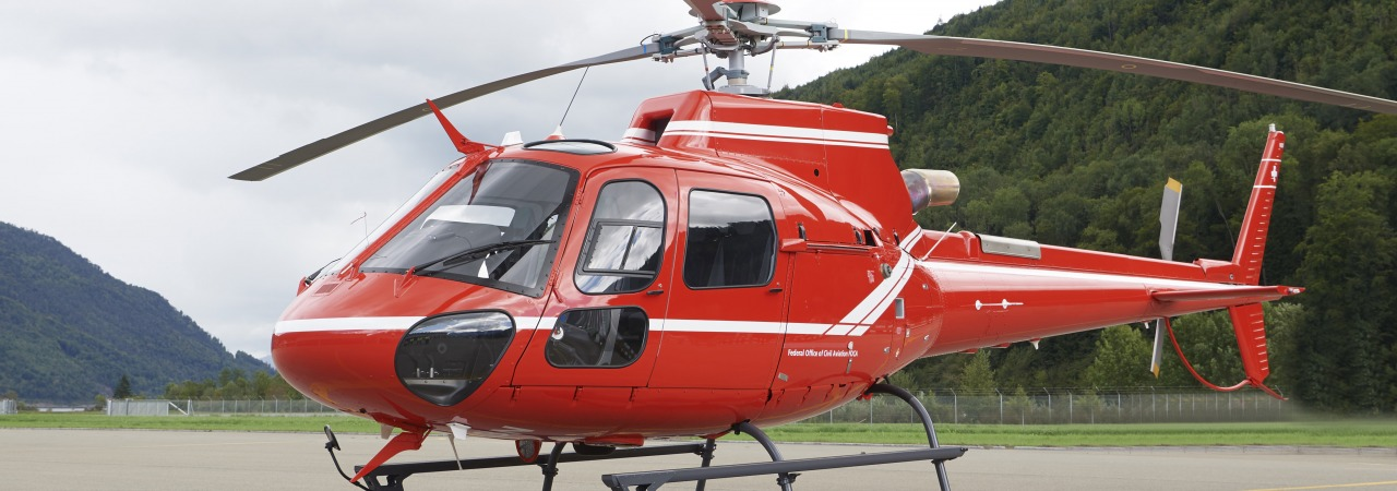 Light utility civil helicopter