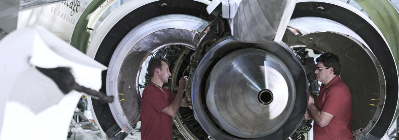 Business Jets Maintenance Embraer